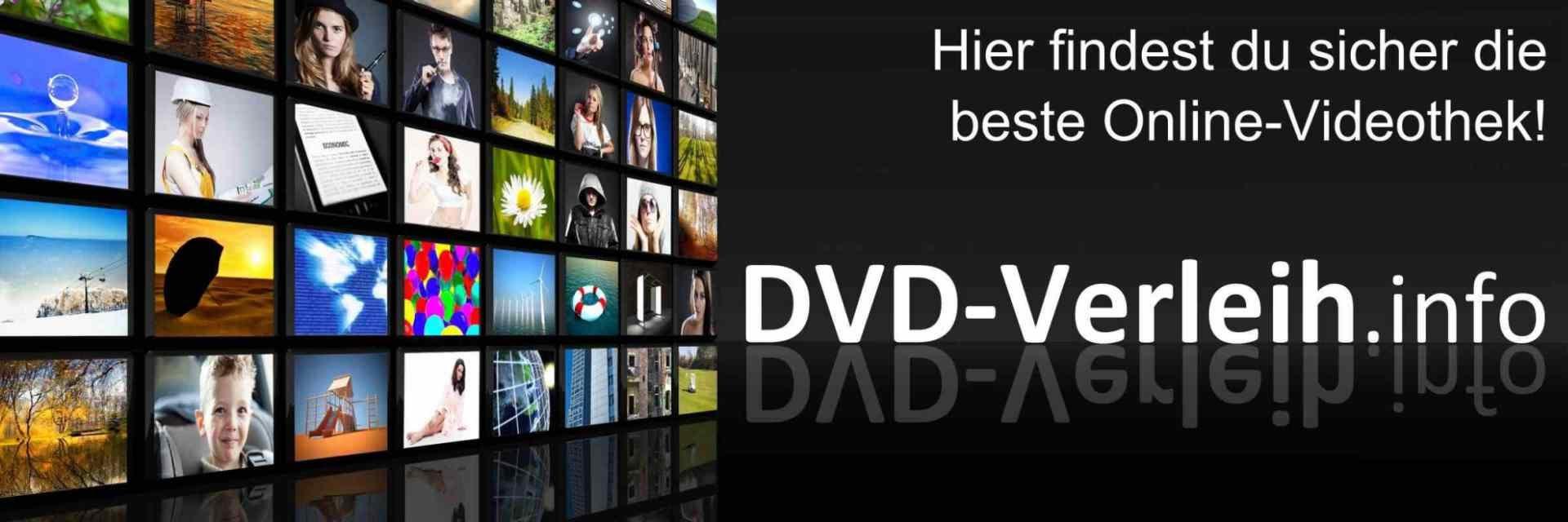 Die beste Onlinevideothek mit dvd-verleih.info finden!