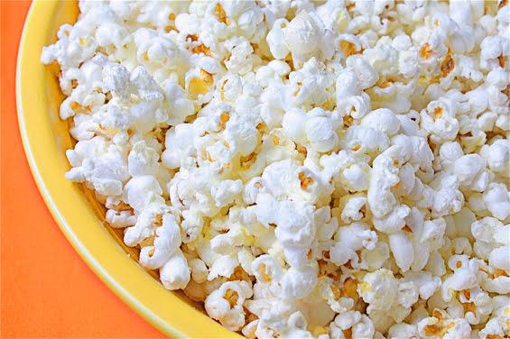Popcorn zum Filmeabend