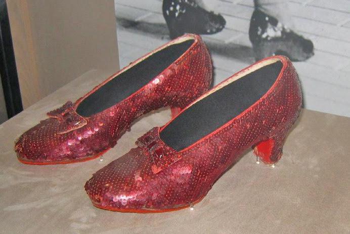 Zauberer von Oz: Dorothys Schuhe